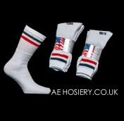3 white stripe sport